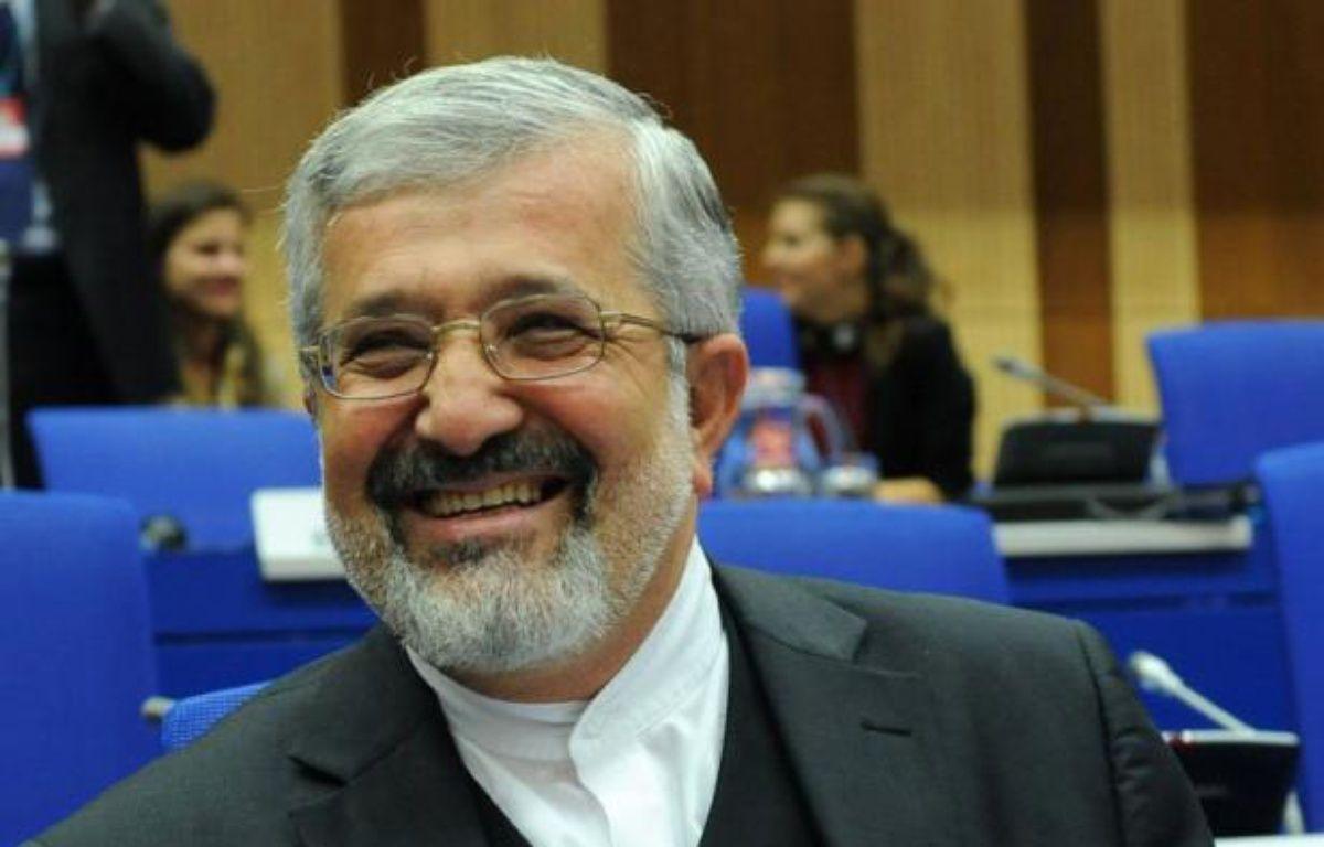 L'Iran a rejeté mardi les critiques des Etats-Unis et de pays européens ayant qualifié de provocation l'annonce de l'enrichissement d'uranium dans le nouveau site de Fordo, estimant que leurs motivations étaient politiques. – Samuel Kubani afp.com