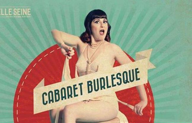 Valentina del Pearls à l'affiche du Cabaret Burlesque, programmé depuis 7 ans déjà