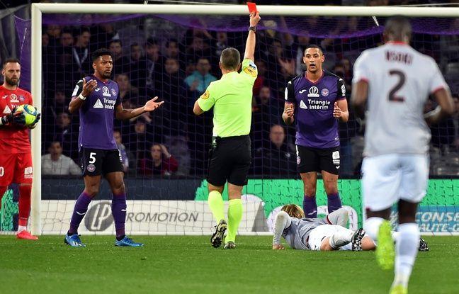TFC-Nice: Enième défaite, deux expulsions, penalty raté... Toulouse repousse les limites de la lose