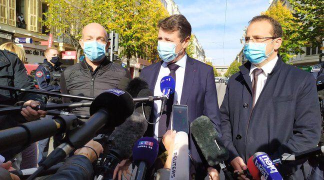 Attaque au couteau à Nice EN DIRECT : Emmanuel Macron est arrivé à Nice