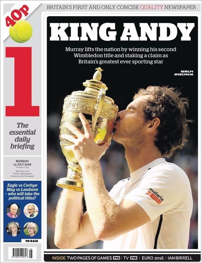 Ah bah quand il gagne là on l'aime bien hein le père Andy...