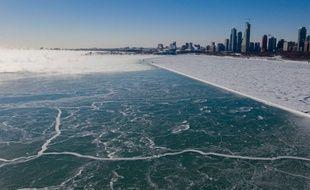 Chicago (Illinois), troisième ville du pays, a connu le second jour le plus froid de son histoire avec -29 degrés, le 30 janvier 2019.