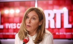 Carole Ghosn, l'épouse de Carlos Ghosn, cet automne. (archives)