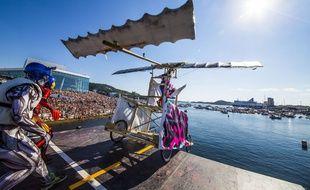 Après 10 ans d'absence, Le Red Bull Jour d'envol, revient en France et se déroulera le 30 juin à Lyon.