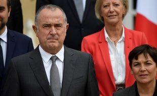 Didier Guillaume, le nouveau ministre de l'Agriculture, le 17 octobre 2018.