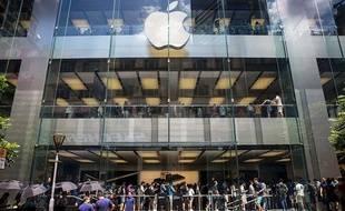 """Les Apple Store resteront fermés """"jusqu'à nouvel ordre"""""""