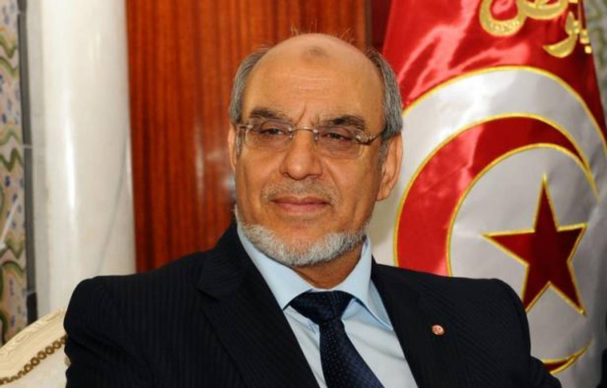 La décision du chef du gouvernement tunisien Hamadi Jebali d'extrader dimanche vers la Libye l'ex-Premier ministre libyen Mahmoudi, a déclenché une crise sans précédent avec le président de la République Moncef Marzouki, furieux de ne pas avoir été consulté. – Fethi Belaid afp.com