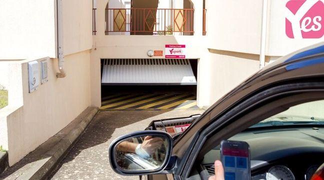 nantes se garer sur des places de parking priv es plut t que dans la rue c 39 est possible. Black Bedroom Furniture Sets. Home Design Ideas
