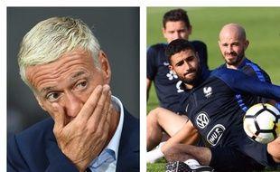 Didier Deschamps et son banc, pas toujours utilisé à bon escient ?
