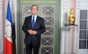 Jean-Louis Debré, président du Conseil Constutionnel depuis 2007.