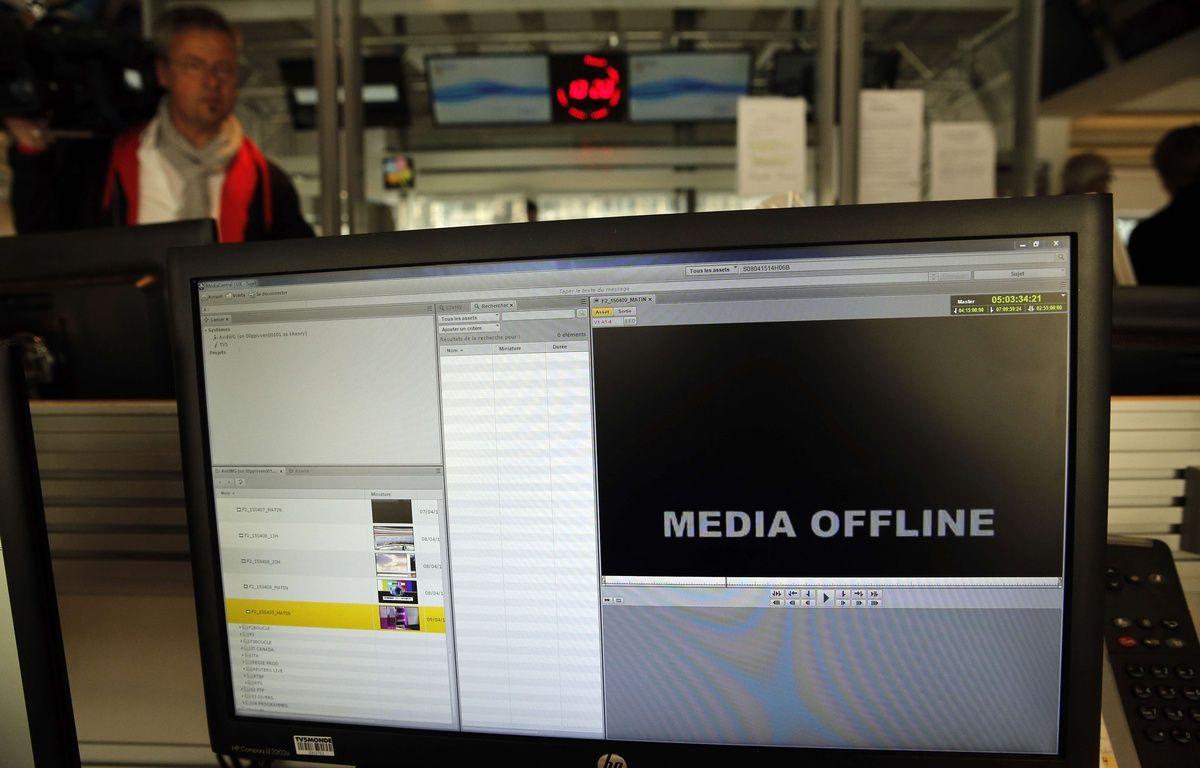Le 8 avril 2015, la chaîne de télévision francophone TV5 Monde a été victime d'une cyber attaque. – Christophe Ena/AP/SIPA