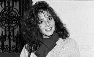 Mylène Farmer, en octobre 1984.