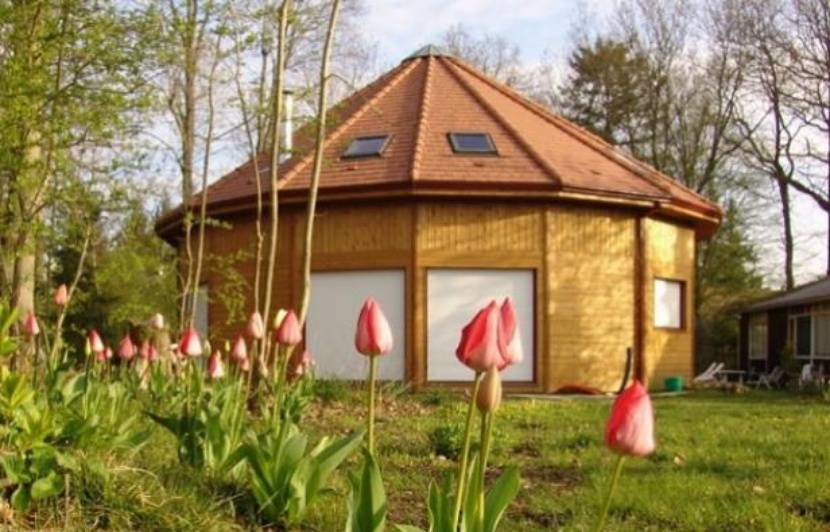 Maison Bois Ronde  Ides Dcoration Intrieure
