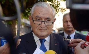 Jean-Pierre Raffarin le 6 juin 2014 à Bordeaux.