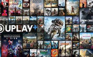 Ubisoft lance son Netflix du gaming, UPlay+