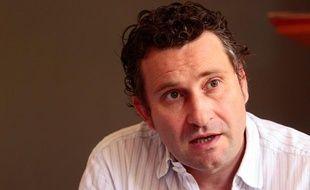 L'avocat Laurent Gaudon à Marseille le 5 mai 2013.
