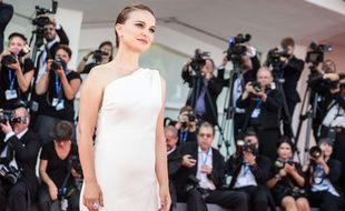 Natalie Portman à la première de «Planetarium» à la Mostra de Venise 2016
