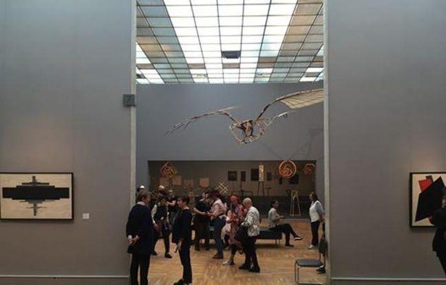 Collections des avant-gardes de la Galerie Tretiakov