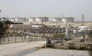 Des installations pétrolières en Arabie Saoudite (Illustration).