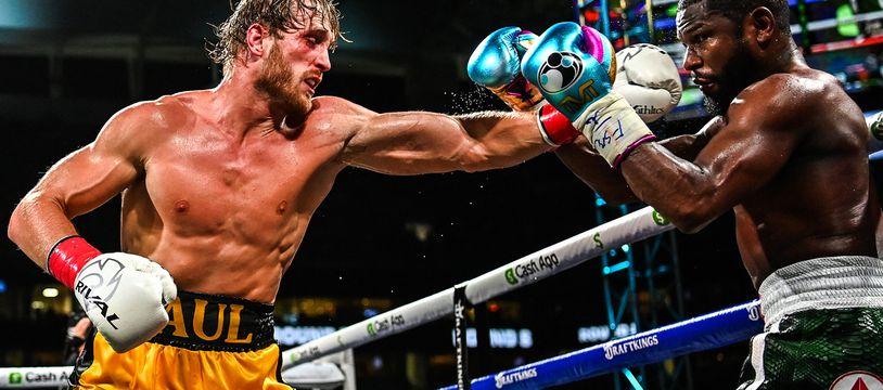 Floyd Mayweather n'a pas mis KO Logan Paul.