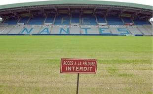 La mise aux normes du stade de la Beaujoire coûterait entre 80 et 100 millions d'euros.