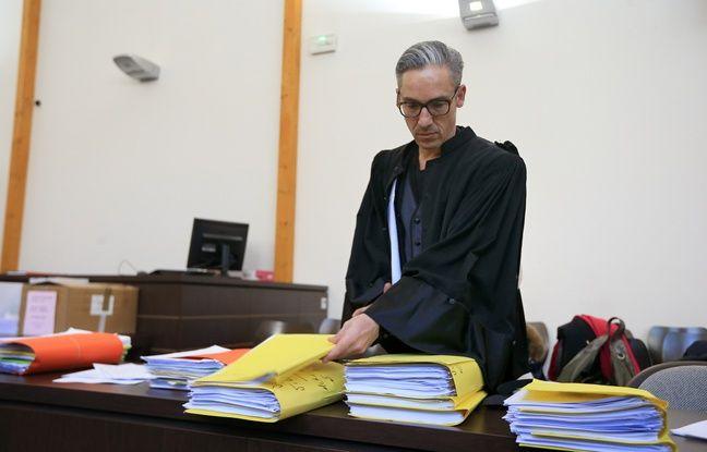 Procès Nicolas Charbonnier. Cour d'assises du Bas-Rhin. Maître Yannick Pheulpin