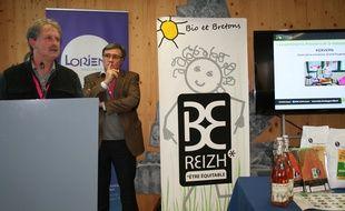 Sept entreprises sont pour l'heure partenaires de la marque Be Reizh.