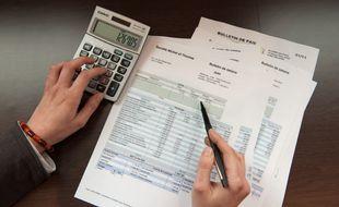 La comptable a touché plus de 7.600 euros pour des heures supplémentaires fictives.  (Illustration)