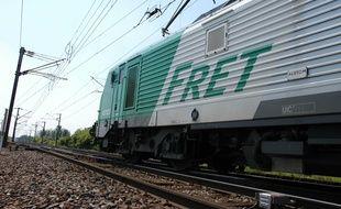 Le train Perpignan-Rungis achemine chaque jour 1400 tonnes de fruits et légumes au cœur de la capitale. (Illustration)
