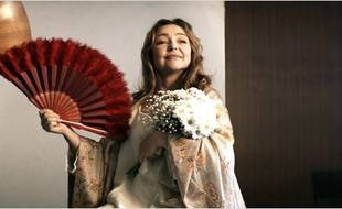 Catherine Frot dans le rôle de Marguerite inspirée de la cantatrice Florence Foster Jenkins