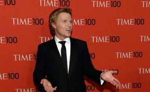 Ronan Farrow assiste au Gala pour les 100 personnes les plus influentes du monde New York le 29 avril 2014