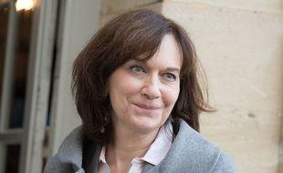 Laurence Rossignol, la ministre des Droits des femmes