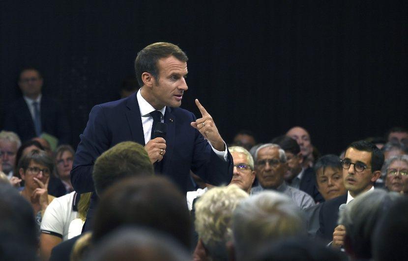 Ecologie : « J'ai besoin d'une indignation qui contribue », déclare Emmanuel Macron
