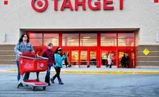 Un magasin de la chaîne Target, aux Etats-Unis.
