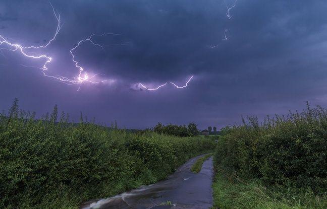 Calvados: Avec les orages, les pompiers interviennent plus de 250 fois