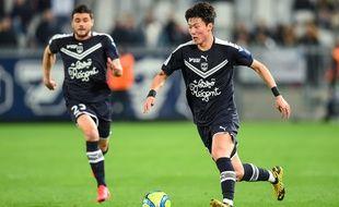 Hwang a inscrit le premier but des Girondins face à Dijon.