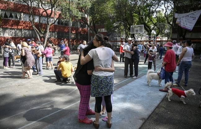 Amérique centrale: Fort séisme dans le sud du Mexique, alerte au tsunami