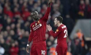 Liverpool de Sadio Mané mène la Premier League