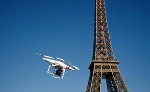 Un avion de ligne est passé tout près d'une collision en février lors de sa descente vers Roissy, frôlant à 1.600 mètres d'altitudeun drone civil