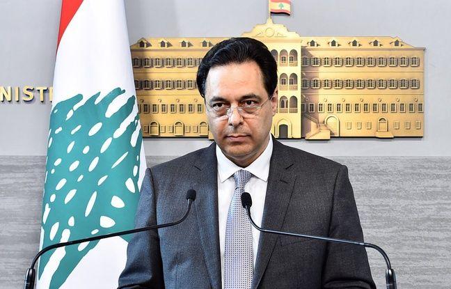 648x415 premier ministre libanais hassan diab 13 juin 2020