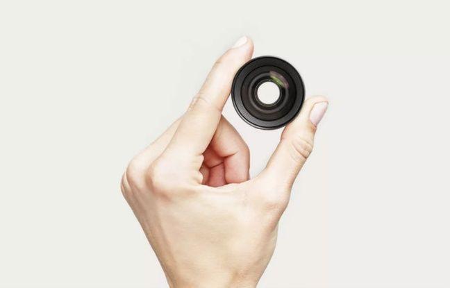 Un complément d'optique pour smartphone.