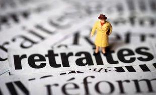 La réforme des retraites qui doit en principe être définitivement adoptée mercredi à l'Assemblée, est finalement parvenue à éviter l'écueil de la contestation sociale.