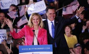 """Compte tenu du peu d'enjeu, Mitt Romney, qui fait la course en tête dans le processus de désignation du candidat républicain, et Newt Gingrich ont fait l'impasse sur le Kansas. Le """"Super mardi"""" passé, les deux candidats se sont très rapidement mis à sillonner le Mississippi et l'Alabama, qui organisent leurs primaires mardi."""