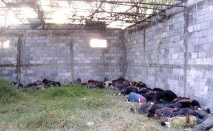 Un seul migrant a échappé au massacre perpétré par un gang au Mexique fin août 2010.