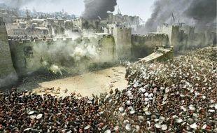 Ridley Scott a tourné Kingdom of Heaven au Maroc et l'a projeté au Festival de Marrakech.