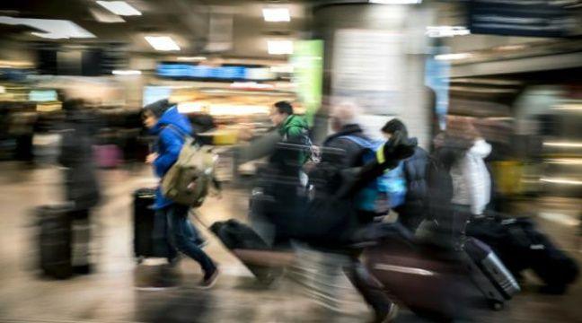 Attention à cette photo virale d'un foule dans la gare de Lyon-Part Dieu