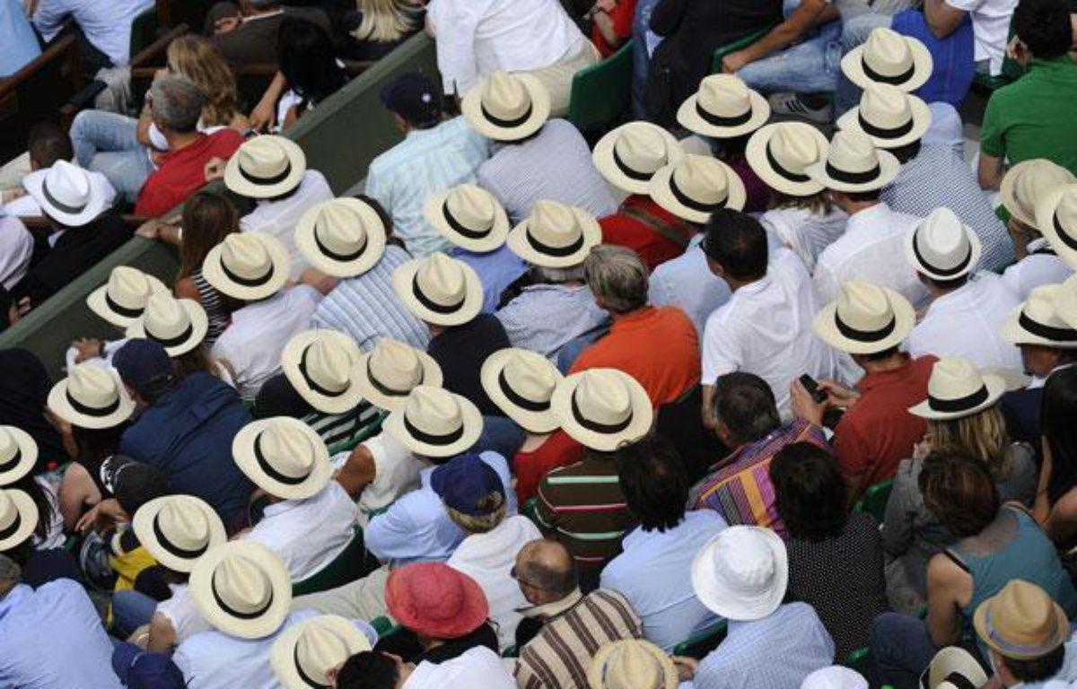 Le public de Roland-Garros en 2011. – MIGUEL MEDINA / AFP