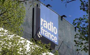 Le siège du groupe Radio France à Paris.