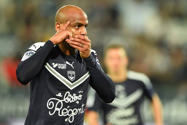 Jimmy Briand a marqué son 99e but en Ligue 1.