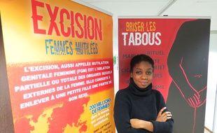Fatoumata Gassama veut briser le tabou autour de l'excision